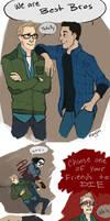 Until Dawn, Best Bros