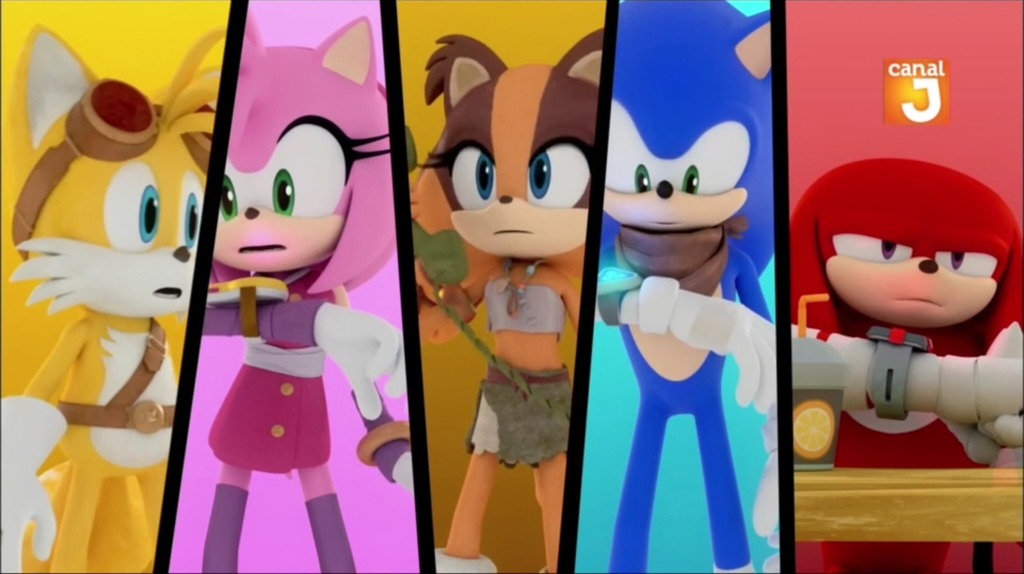 Sonic Boom: Just a Guy by SonicBoomFan101 on DeviantArt