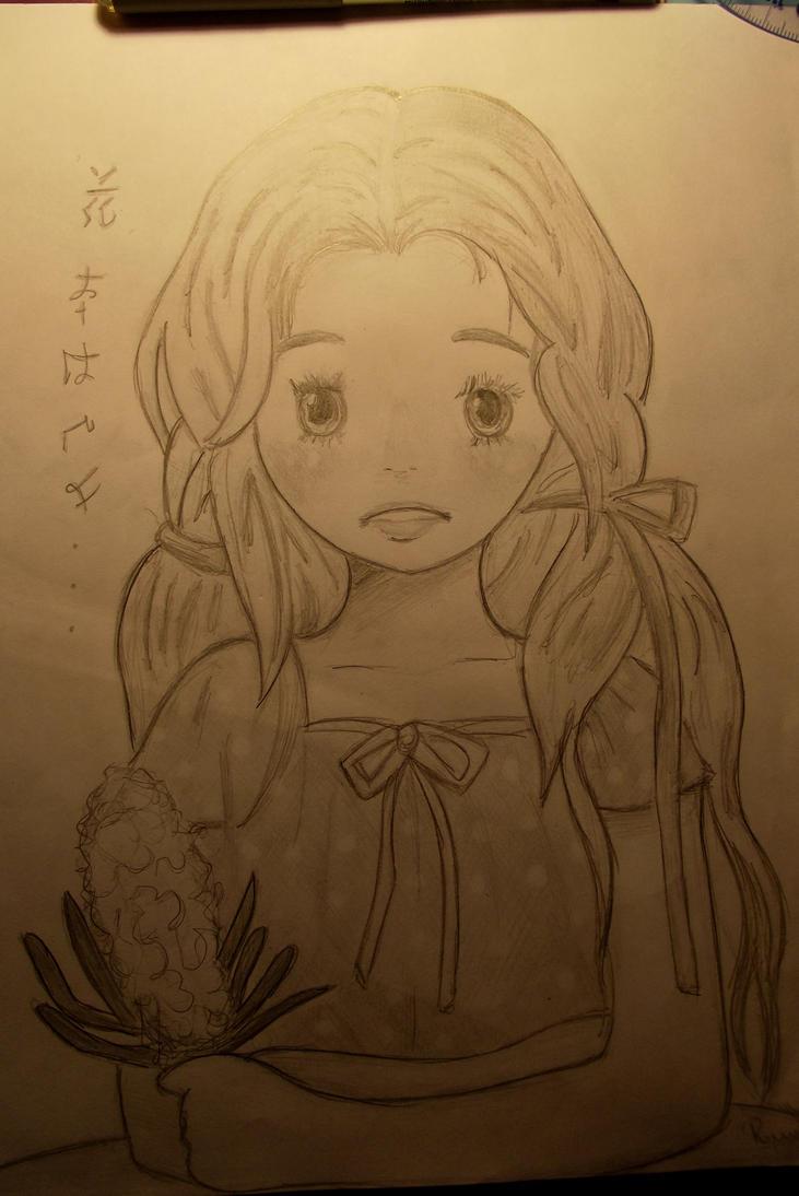 Hagu-chan by Rakeruchan