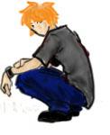 Commission Art: Shiro by legendsakuyamon
