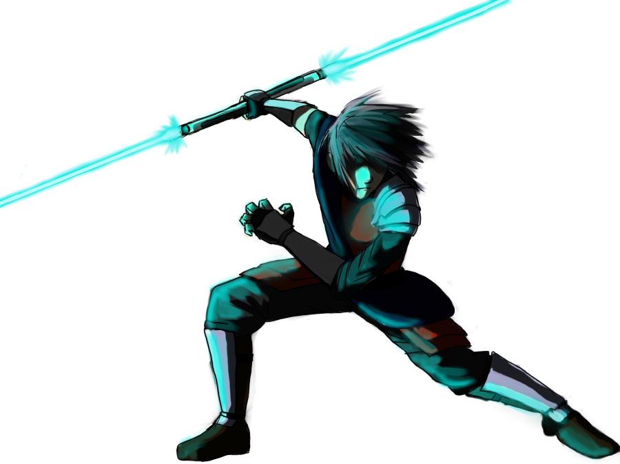 Game Art: Xero by legendsakuyamon