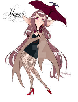 Manon the Vampire Bat