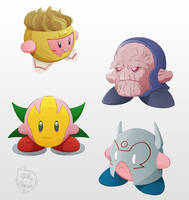 Kirby New Gods by Phil-Crash-Murphy