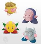 Kirby New Gods