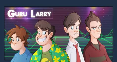 Guru Larry's Comedy House by Phil-Crash-Murphy