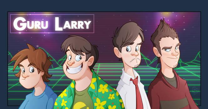 Guru Larry's Comedy House