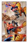 Spider-Man page 1