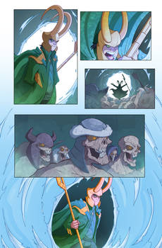 Loki Page Colours