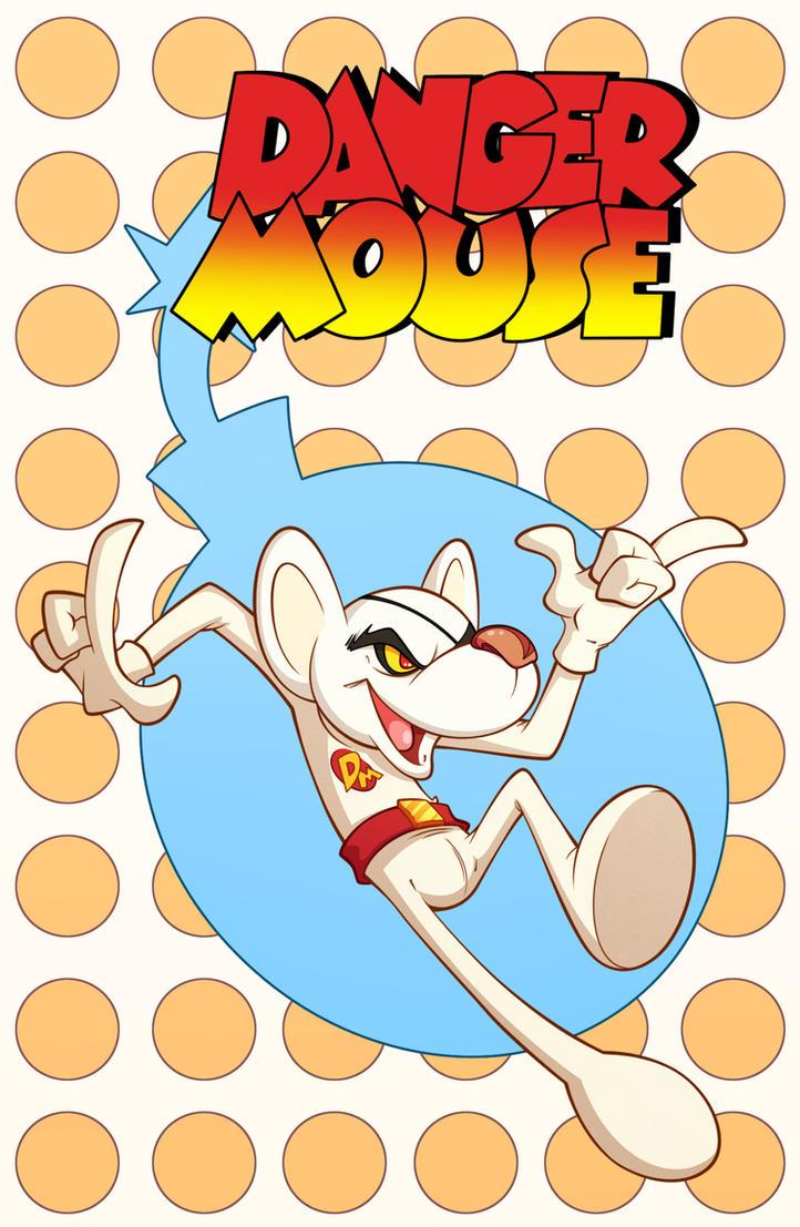 Danger Mouse by Phil-Crash-Murphy