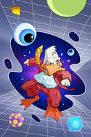 Howard the Duck by Phil-Crash-Murphy