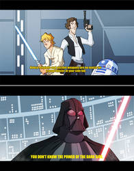 Star Wars by Phil-Crash-Murphy