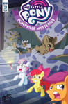 My Little Pony Ponyville Mysteries #3 Cover