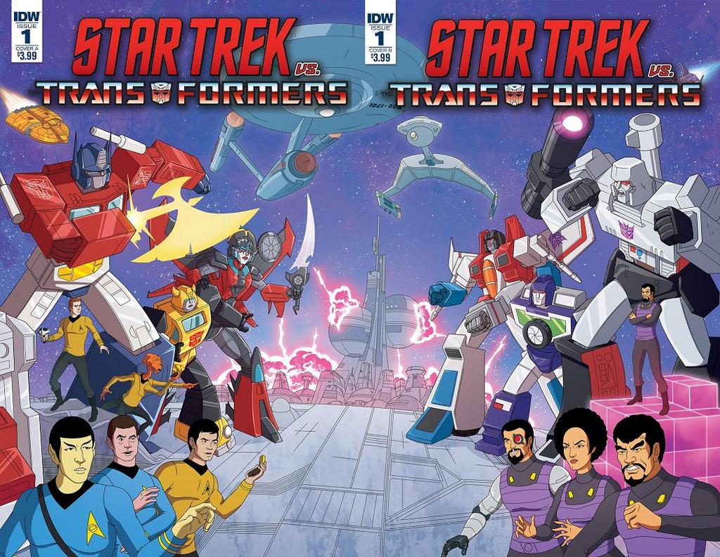 Star Trek vs Transformers by Phil-Crash-Murphy