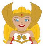 She-Ra Symmetry