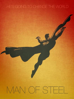 Man of Steel (He's going to change the world)