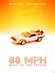 88MPH (BACK TO THE FUTURE) by haydenyale