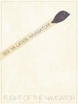 See ya later, Navigator