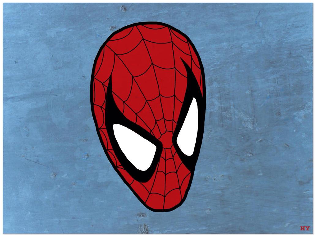 Spider-Face by haydenyale