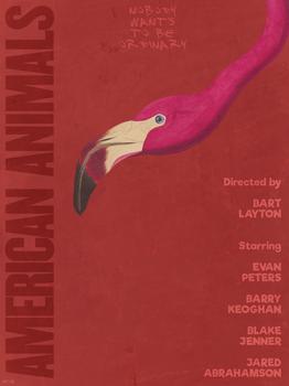 American Animals (movie poster)