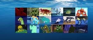 Scooby-Doo Villains: Ranking The Sea Monsters