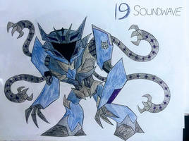 The 31 Faces of Darkness - Soundwave