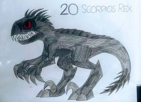 The 31 Faces of Darkness - Scorpios Rex