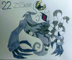 The 31 Faces of Darkness - Zs' Skayr