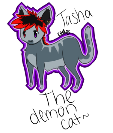 Tasha (Contest Entry) by KellyTheAlien