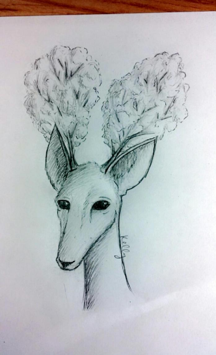 Tree Antlers (Filter) by KellyTheAlien