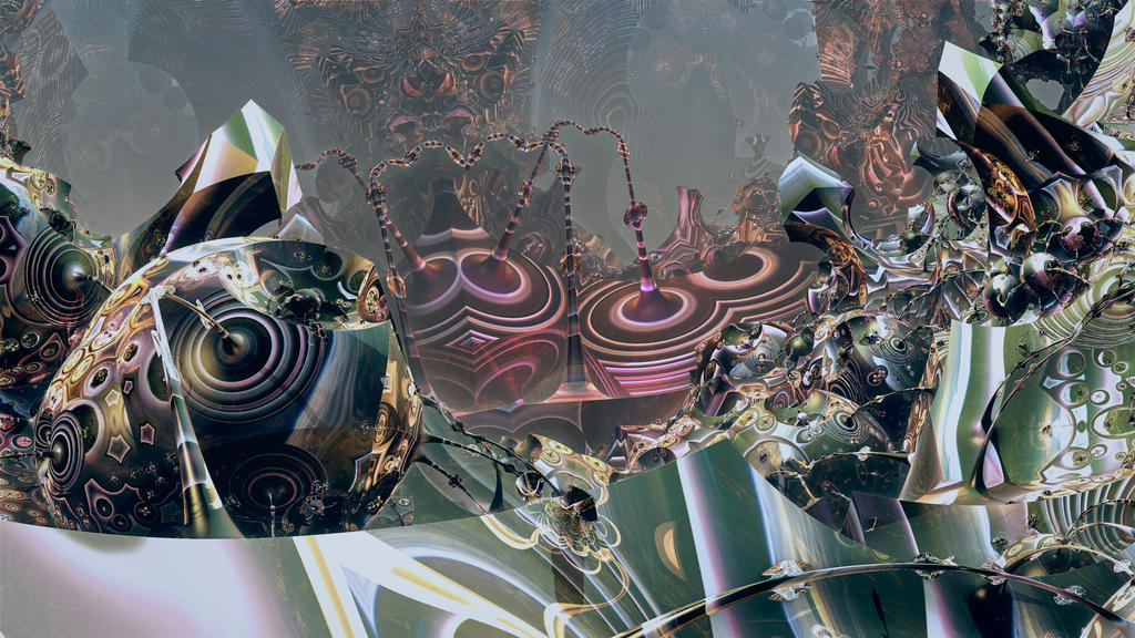 Intraplanar Engine by ForgetDeny