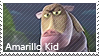 {PoM Villains} - Amarillo Kid Stamp by ScreenshotTPoM
