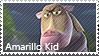 {PoM Villains} - Amarillo Kid Stamp by ScreenshotTPoM