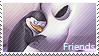 {PoM Friends Stamps} - Private and Hunter by l---Skipper---l