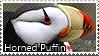 Horned Puffin - Stamp by l---Skipper---l