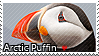 Arctic Puffin - Stamp2 by l---Skipper---l