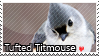 Tufted Titmouse - Stamp by l---Skipper---l