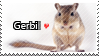 Gerbil - Stamp2 by l---Skipper---l