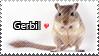 Gerbil - Stamp2 by l---Skipper---l