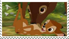 Bambi and Great Prince stamp by l---Skipper---l
