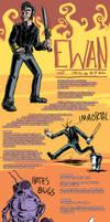 Ewan's Character Sheet