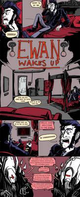 Ebon Spire Round 1 Page 1