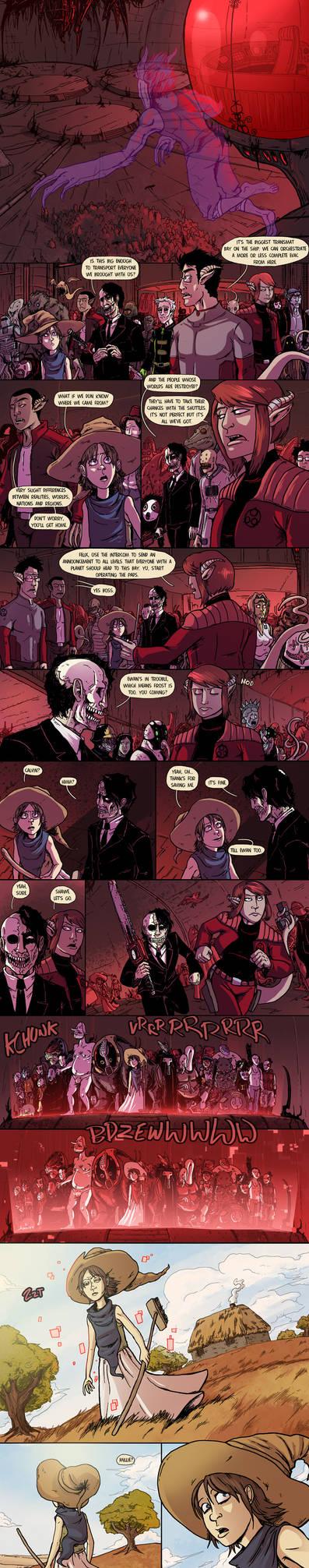 Ebon Spire Finale Page 7