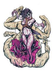 Humunculus birth by claudetc