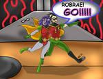 ROBRAE! GO!