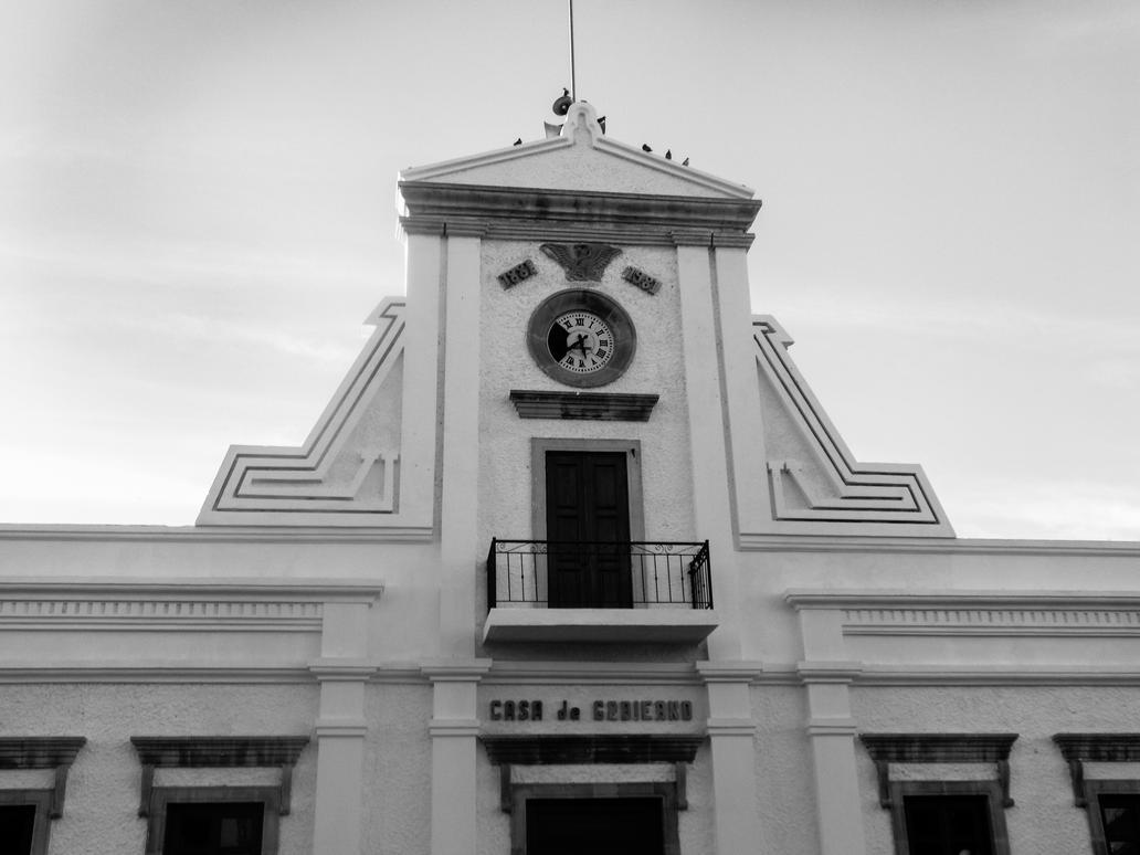 Casa de gobierno by sparky-mofin