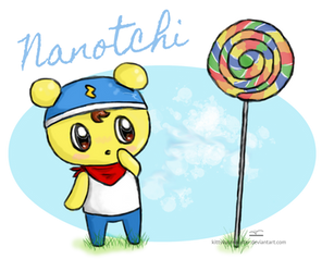 CM - Kurosantchi by KittykatMWuster