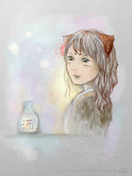 PKMNO SS - NyahS2-Sayuri-chan by KittykatMWuster