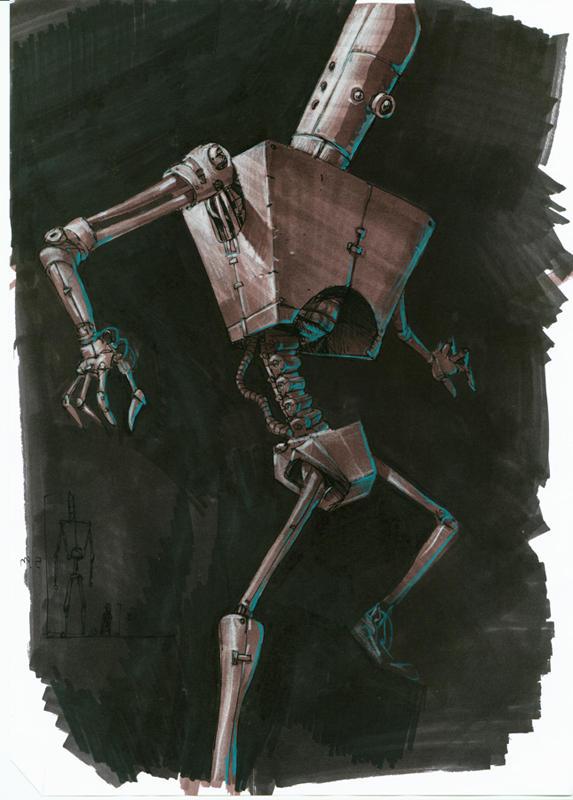 EBGE bot concept by Cgko