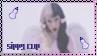 [Melanie Martinez] Sippy Cup Stamp by diiqx