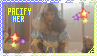 [Melanie Martinez] Pacify Her Stamp by diiqx